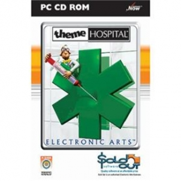 Theme Hospital Game PC