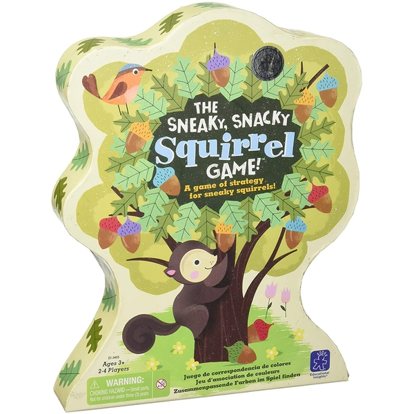 The Sneaky Snacky Squirrel Board Game