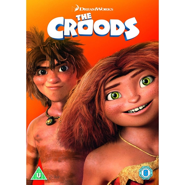 The Croods (2018 Artwork Refresh) DVD