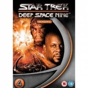 Star Trek Deep Space Nine Series 4 DVD