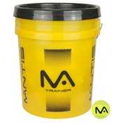 MANTIS Trainer Tennis Balls 60 Ball Bucket