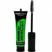 PaintGlow Glow In The Dark Eye Mascara (Green) 15ml