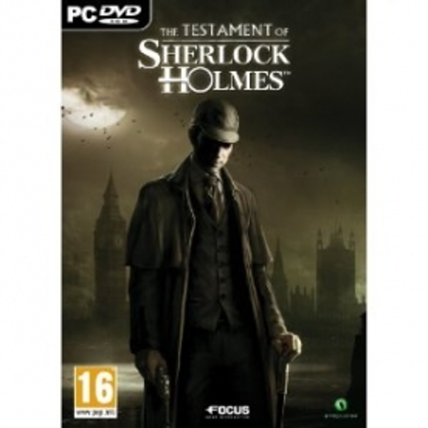 The Testament of Sherlock Holmes Game PC