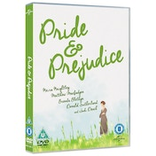 Pride And Prejudice - Book Adaptation DVD