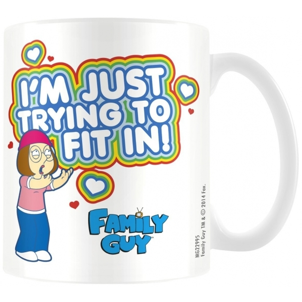 Family Guy (fit In) Mug