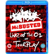 McBusted Live at the 02 & TourPlay Blu-ray