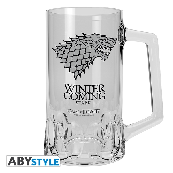 Game Of Thrones - Stark Tankard