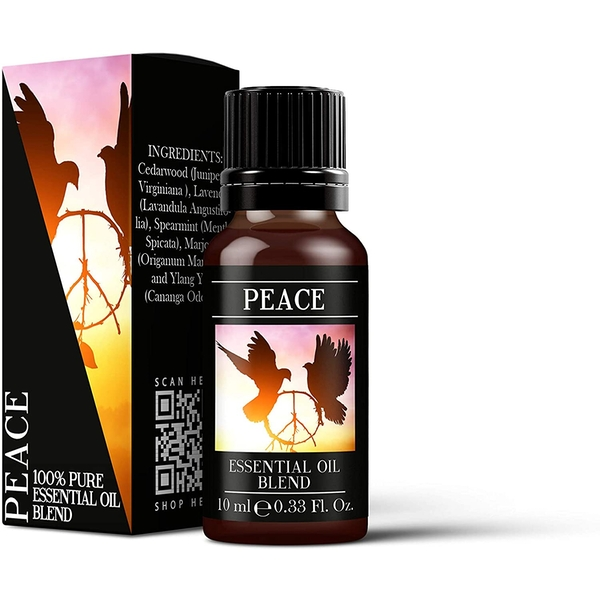 Mystic Moments Peace Essential Oil Blends 10ml