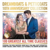 Dreamboats & Petticoats - 10th Anniversary Edition CD