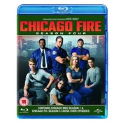 Chicago Fire - Season 4 Blu-ray