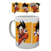 Dragon Ball Goku Mug