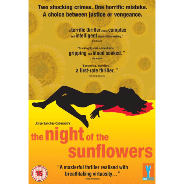 The Night Of The Sunflowers DVD