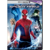 Amazing Spider-Man 2 DVD