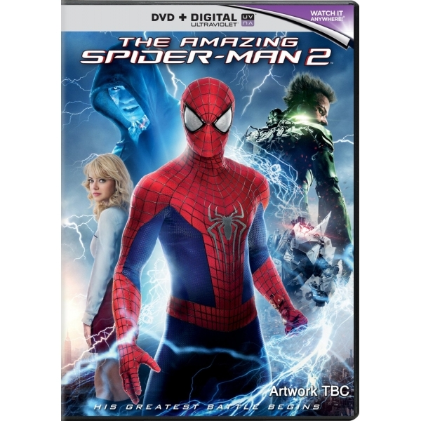 Amazing Spider-Man 2 DVD - Image 1
