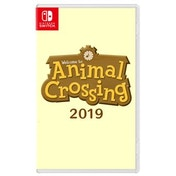 Animal Crossing Nintendo Switch Game