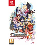 Disgaea 5 Complete Nintendo Switch Game