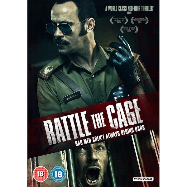 Rattle The Cage (DVD)