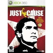 Just Cause Game Xbox 360
