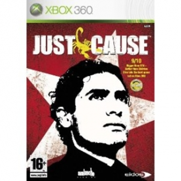 Just Cause Game Xbox 360 - Image 1