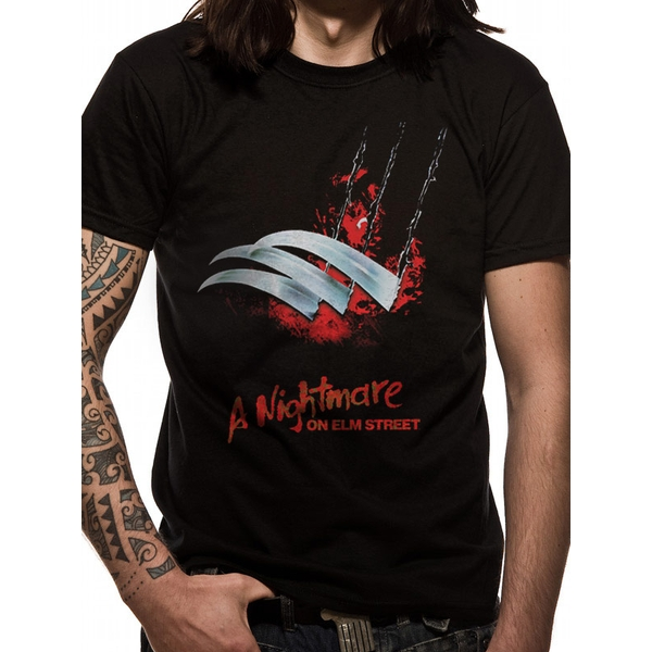 Nightmare On Elm Street - Blades Men's Small T-Shirt - Black