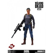 Sasha Season 7 (The Walking Dead) McFarlane 5 Inch Figure