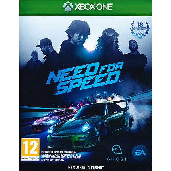 Image of Need For Speed Xbox One Game