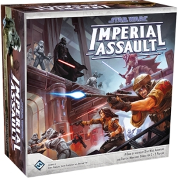 Star Wars Imperial Assault - Image 1