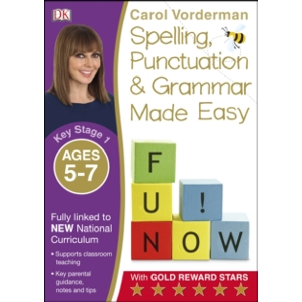 Made Easy Spelling, Punctuation and Grammar - KS1 by Carol Vorderman (Paperback, 2015)