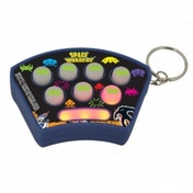 Space Invaders Keyring Game
