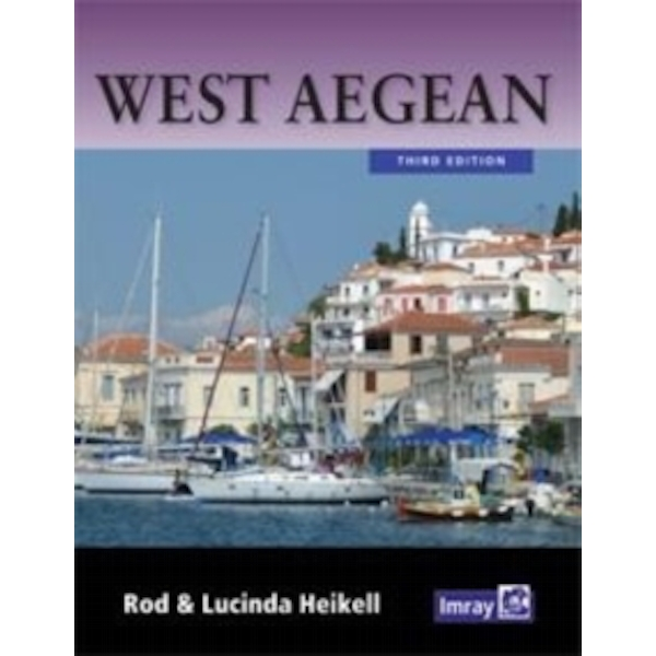 West Aegean : The Attic Coast, Eastern Peloponnese, Western Cyclades and Northern Sporades