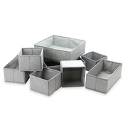 Set of 8 Drawer Organisers | M&W