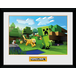 Minecraft Ocelot Chase Collector Print - Image 2
