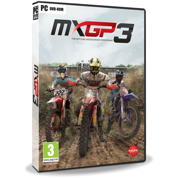 MXGP3 The Official Motocross Videogame PC Game