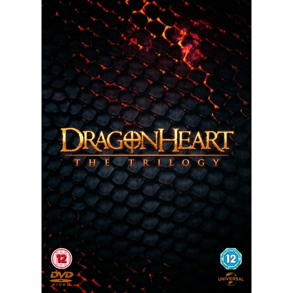 Dragonheart The Trilogy DVD