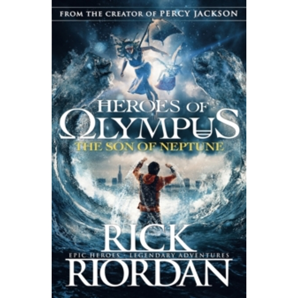 The Son of Neptune (Heroes of Olympus Book 2) by Rick Riordan (Paperback, 2012)