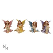 Fairies Promises (Pack Of 4) Fairy Figures