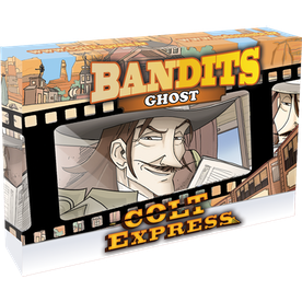 Colt Express Bandits Expansion - Ghost Board Game