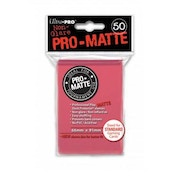 Ultra Pro Pro Matte Deck Protectors Fuchsia - Pack of 12