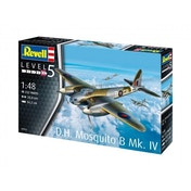 Ex-Display D.H. Mosquito Bomber 1:48 Revell Model Kit Used - Like New