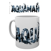 Aquaman - Typography Mug