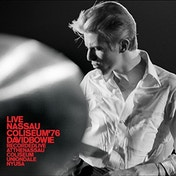 David Bowie - Live Nassau Coliseum '76 CD