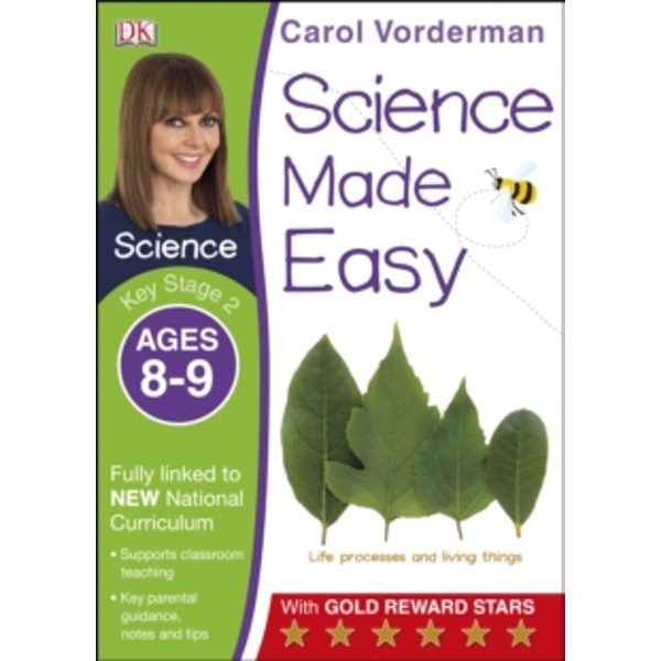 Science Made Easy Ages 8-9 Key Stage 2 by Carol Vorderman (Paperback, 2014)