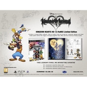 Kingdom Hearts HD 1.5 ReMIX Limited Edition Game PS3