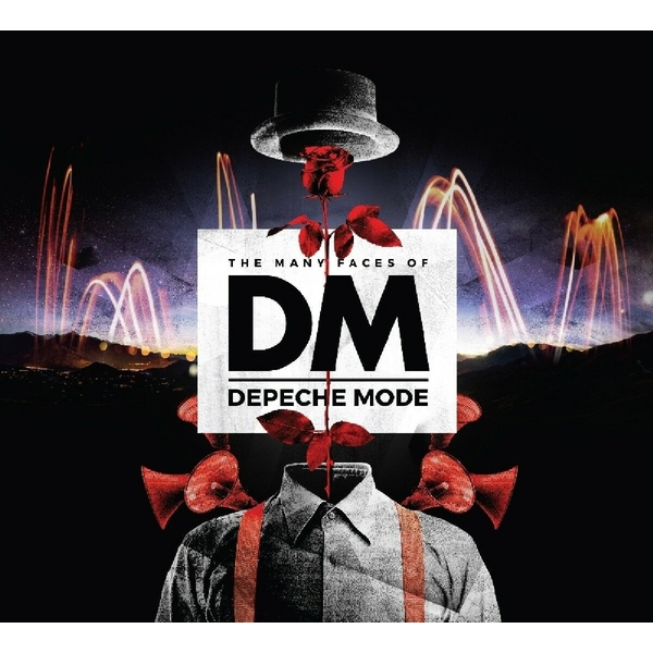 Various - The Many Faces Of Depeche Mode CD