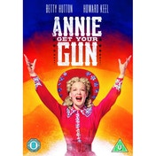 Annie Get Your Gun DVD