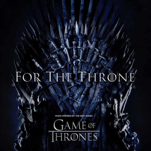 Original Soundtrack / Various Artists - For The Throne (Music Inspired By Game Of Thrones) Vinyl