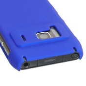 YouSave Accessories Nokia N8 Hybrid Hard Case - Blue