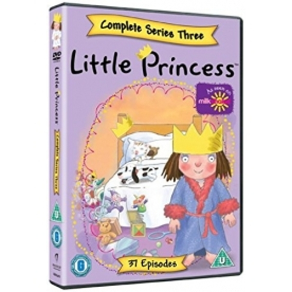 Little Princess - Complete Series 3 DVD