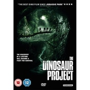 The Dinosaur Project DVD