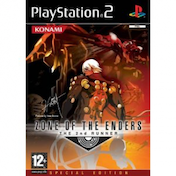 Zone Of The Enders The 2nd Runner Special Edition Game PS2